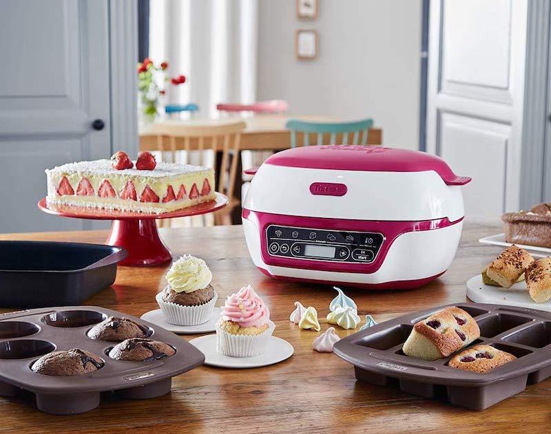 La Cake Factory dispose de plusieurs modes pour pâtisser