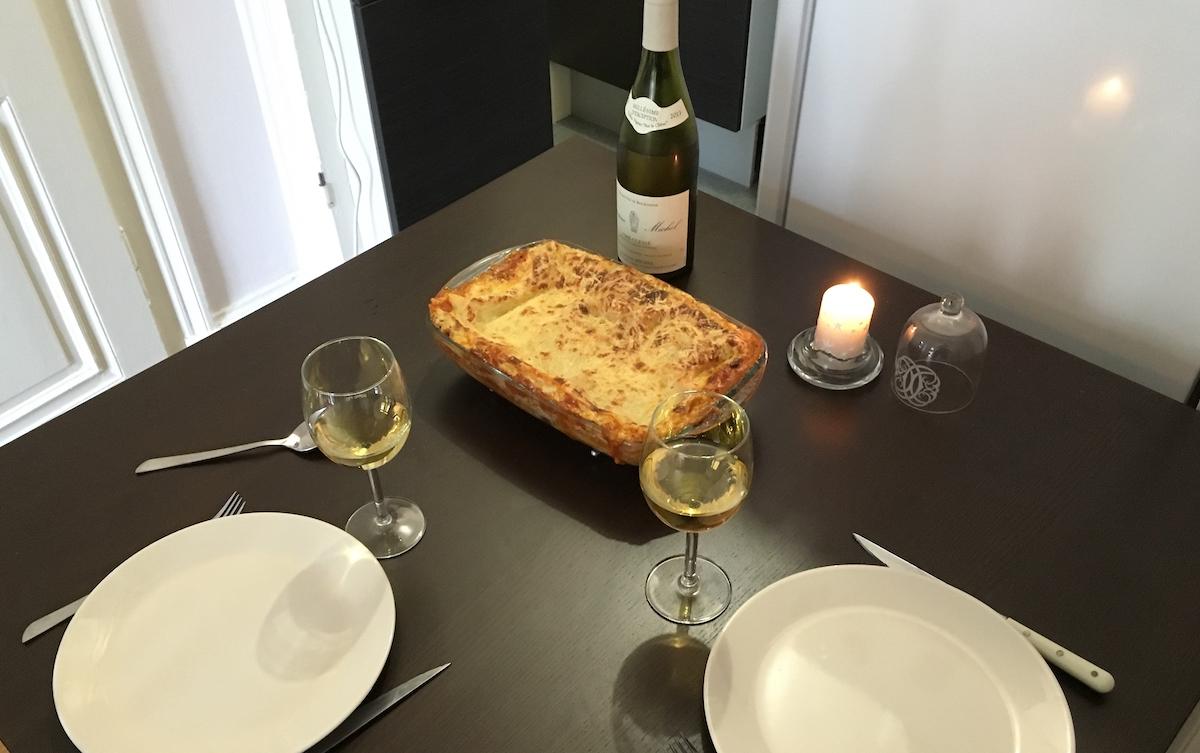 Recette de lasagnes