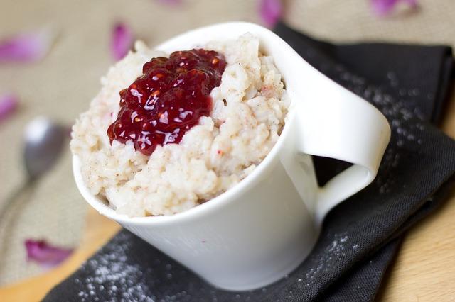 recette de riz au lait