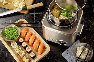 Le modèle multifonction de Cuisinart