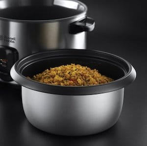 Cuiseur riz russell hobbs cook@home