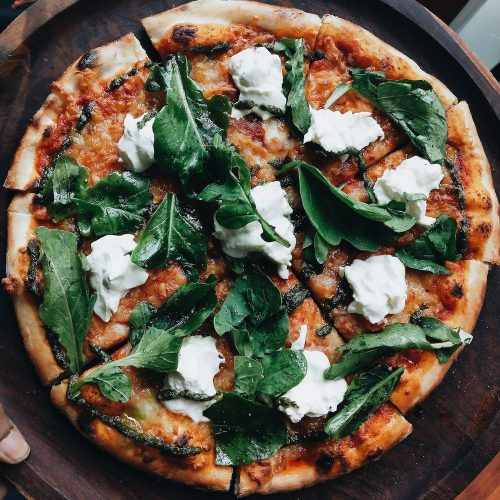 Recette pizza maison au four
