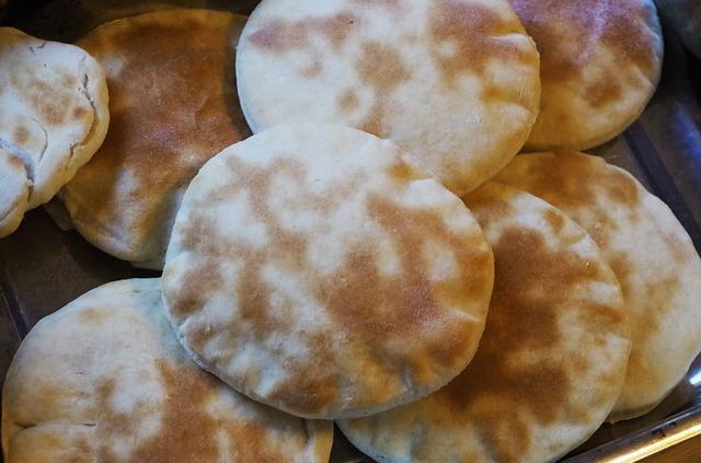 Recette de pain pita