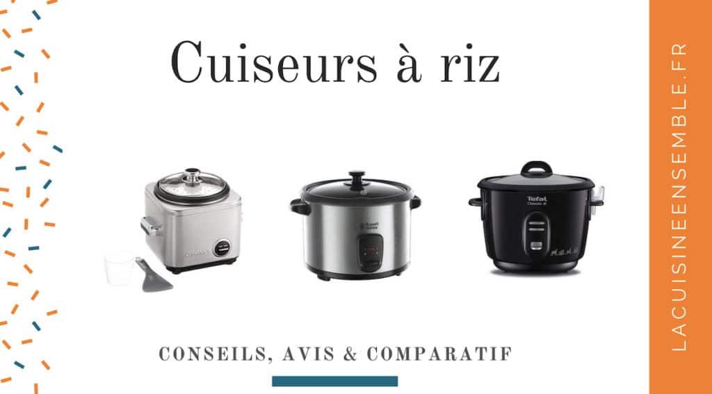 Guide sur les cuiseurs à riz