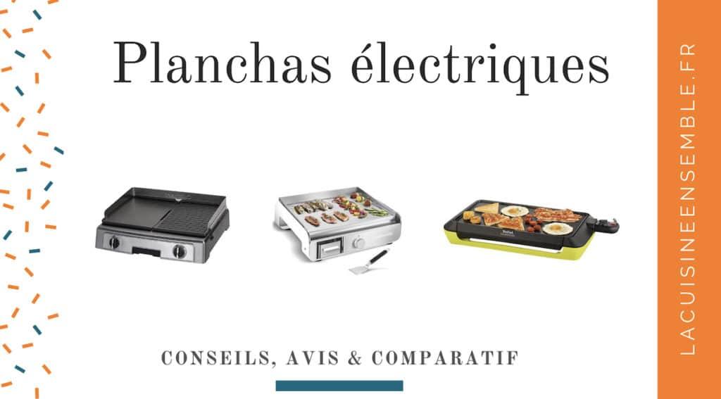 Guide sur les planchas électriques
