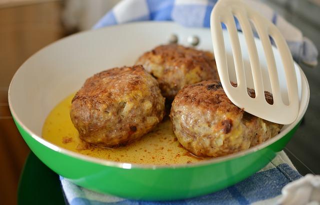 Recette de boulettes de poulet au parmesan