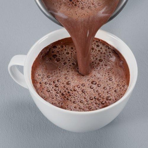 Le Severin SM 9688 permet aussi de réaliser des chocolats chauds