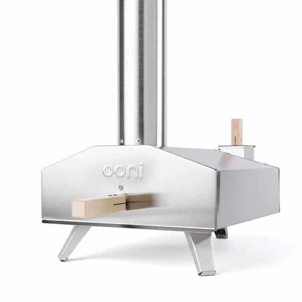 Le four Ooni 3 permet de réaliser des pizzas de 33cm