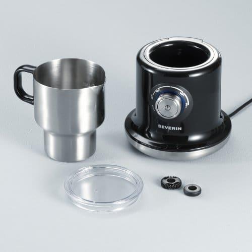 Le mousseur à lait Severin SM 9688 est performant et facile à utiliser