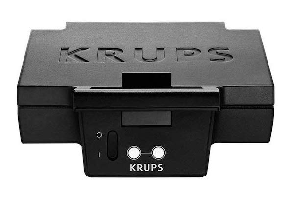Test de l'appareil croque-monsieur Krups FDK 451