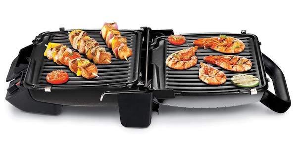 Le Compact Grill de Tefal est un grill  2 en 1