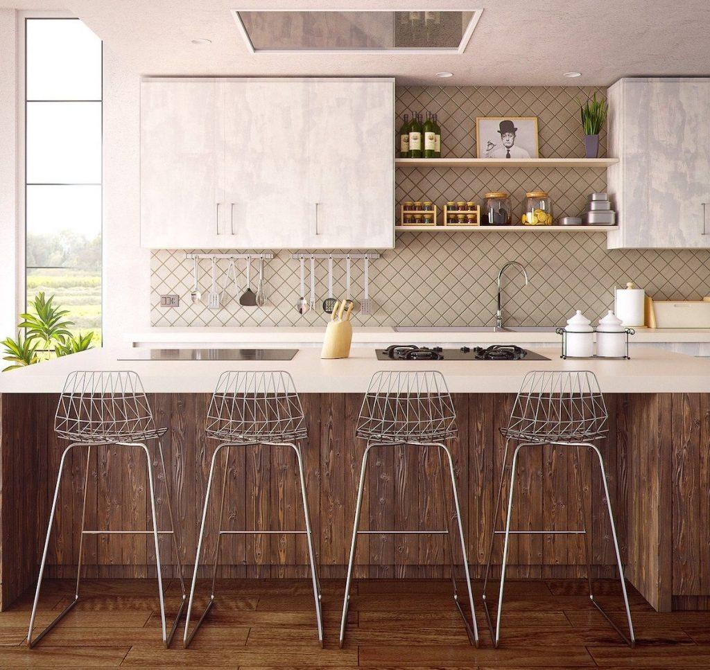 Il faut respecter le triangle d'activité dans l'agencement d'une cuisine