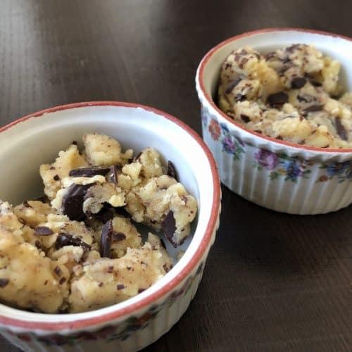 Comment faire de la pâte à cookie crue maison ?