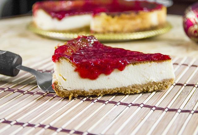 Comment préparer un cheesecake ?
