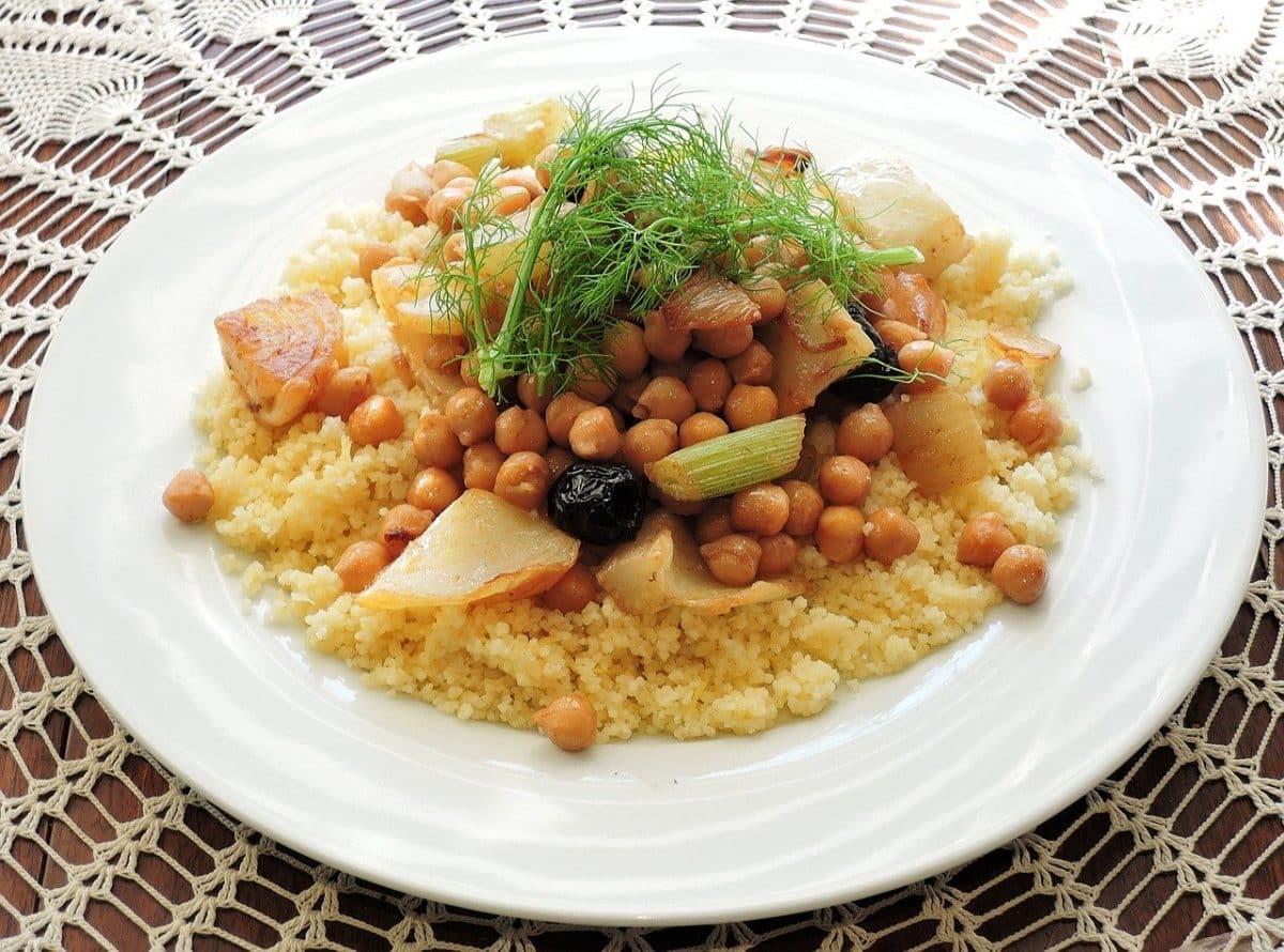 Recette de couscous au Cookeo