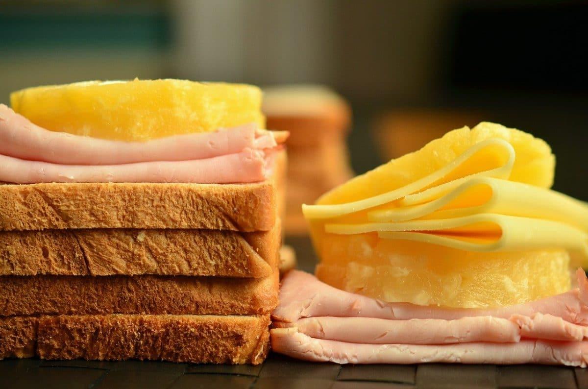 Recette de croque jambon fromage