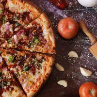Pizza façon Tex-Mex