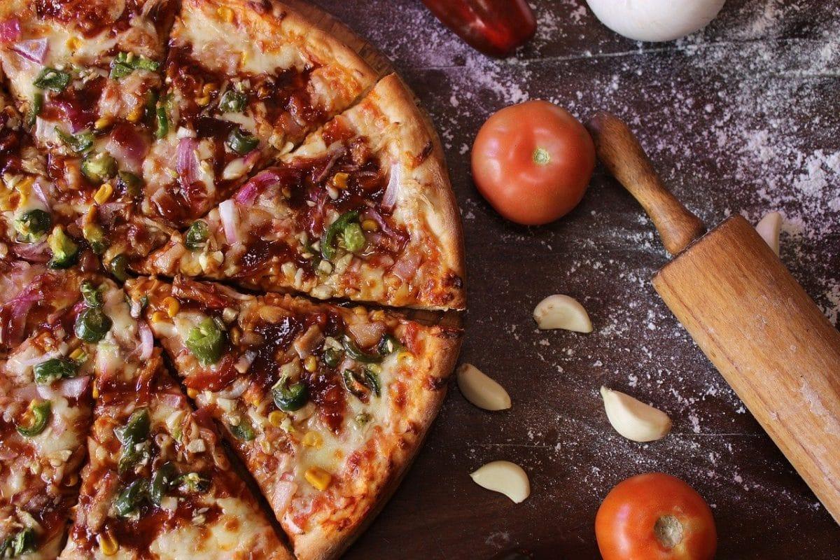 Pizza façon tex mex