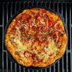 Pizza au barbecue : comment réussir la cuisson ?