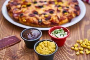 Idées recettes pizza au barbecue
