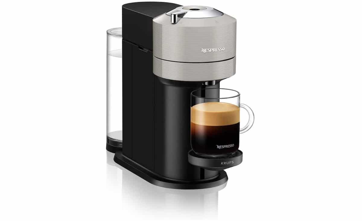 Test Nespresso Vertuo Next