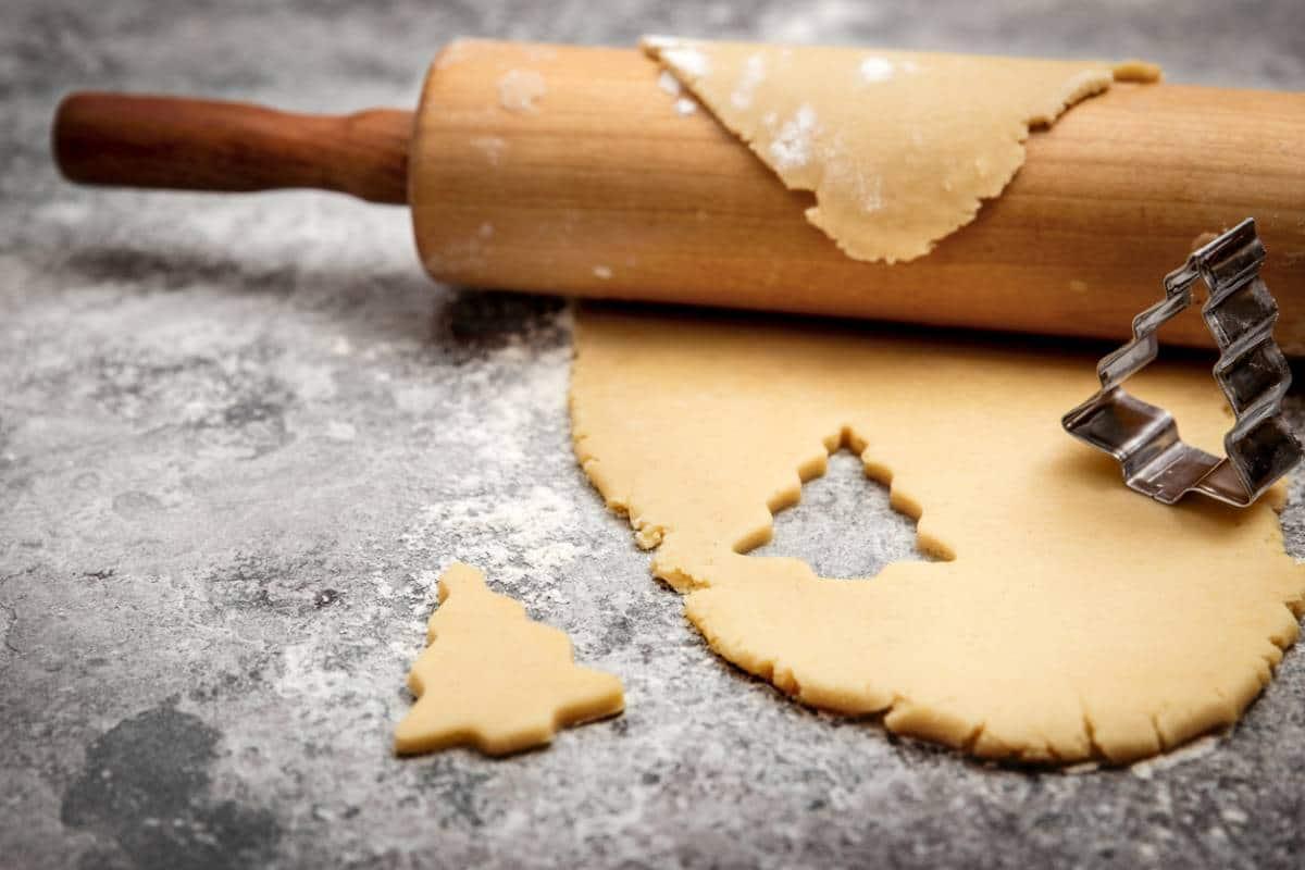Biscuits pour calendrier de l'avent