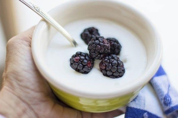 Recette de yogurt maison