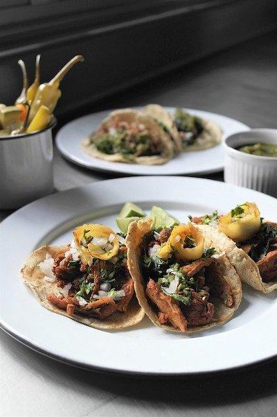 Faire des tacos mexicains