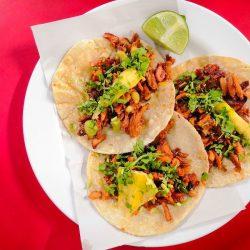 Comment cuisiner des tacos al pastor du Mexique