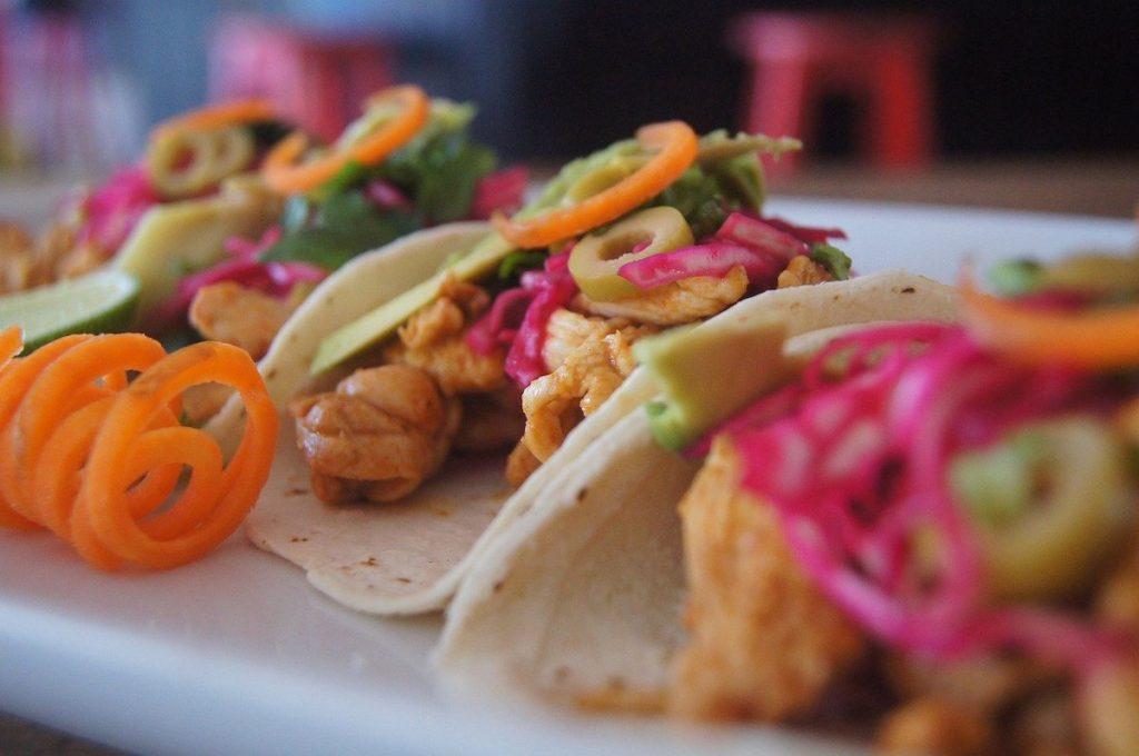 Véritables tacos mexicains