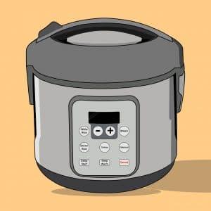 Recette au cuiseur à riz