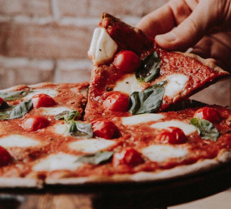 Recette de pâte à pizza fine