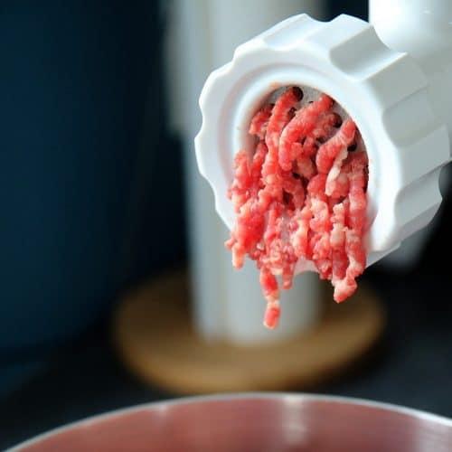 Utilisation et recettes hachoir à viande