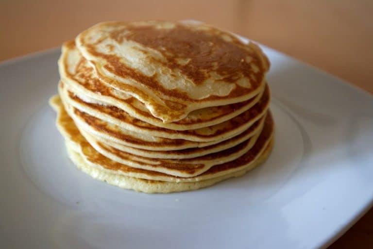 Recette pancakes burger