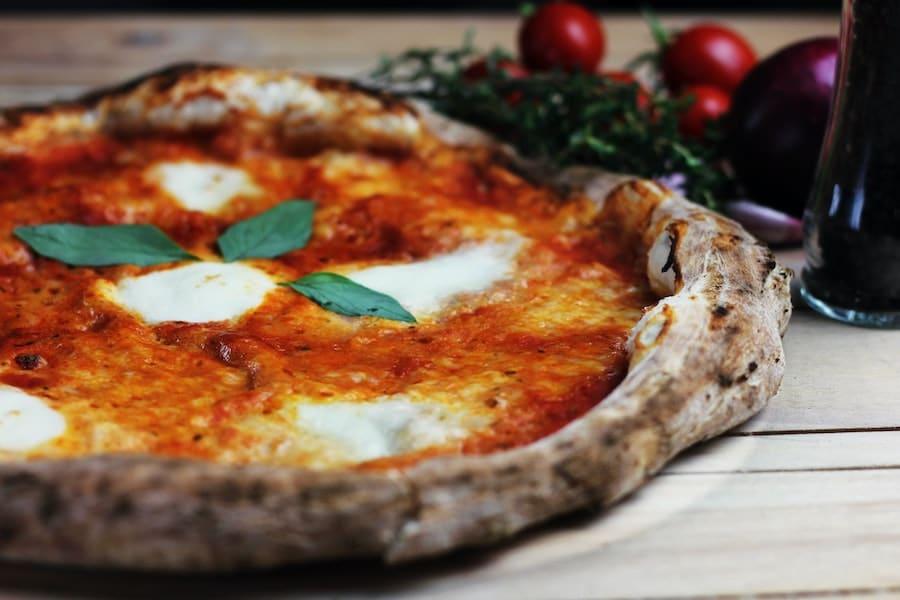 poids d'une pâte à pizza
